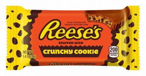 Reese's Crunchy Cookie Peanut Butter Cups  (US)